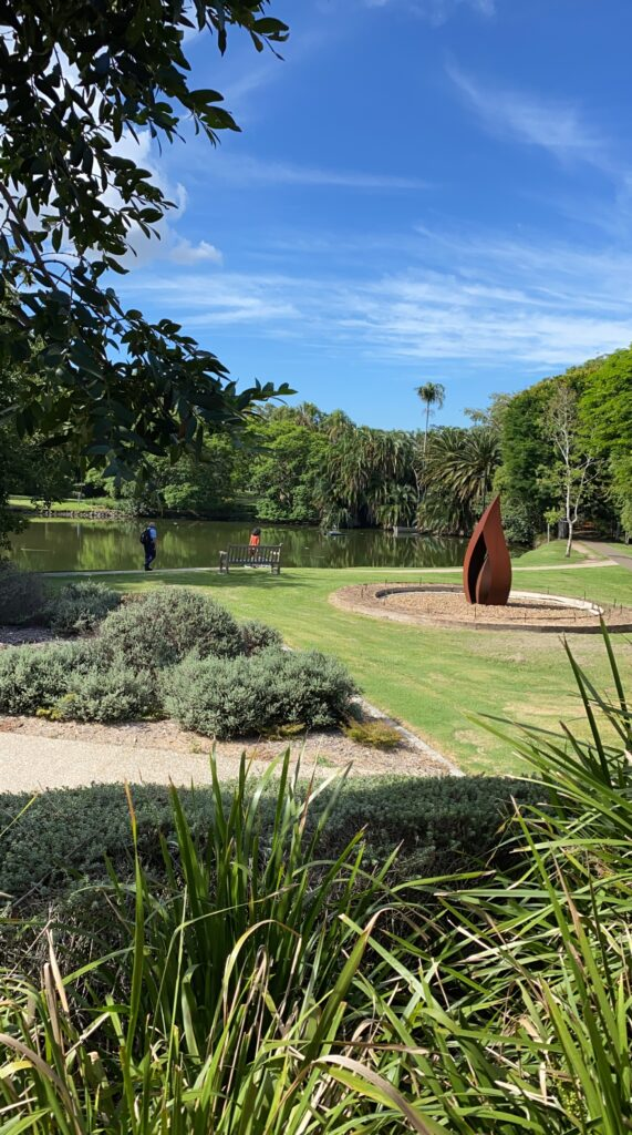 The University of Queensland Lakes